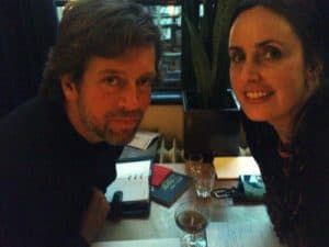 Chretien Goos en Annelies Middel