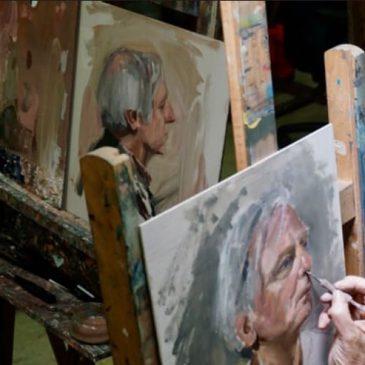 NoorderAteliers al 12 jaar schilderschool in Groningen