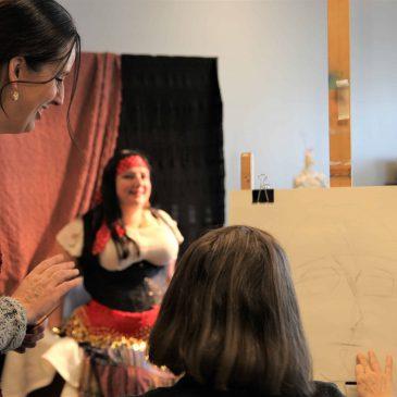 open les portret bij NoorderAteliers – Drachten op 4 april